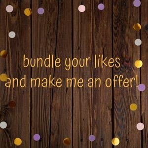 BUNDLE YOUR LIKES! 💗